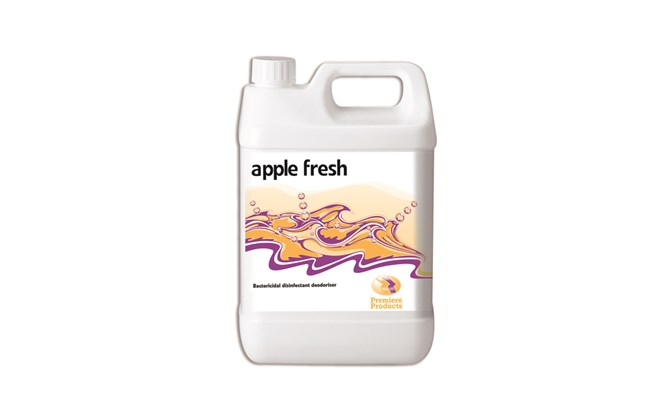 Premiere apple fresh disinfectant 5ltr for Fresh home login